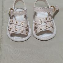 Sandália bebê - 01 - Pimpolho