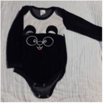 Body bebê - 6 meses - Não informada