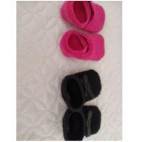 Kit 2 meias sapatilhas para brinde