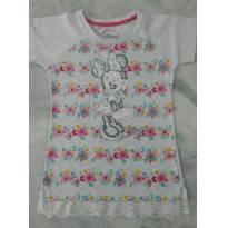 Blusa Minnie - 6 anos - Renner