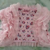 Bolero rosa - 3 anos - Renner