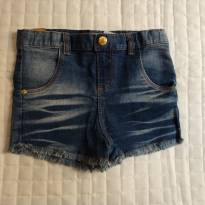 Short jeans - 4 anos - Up Baby