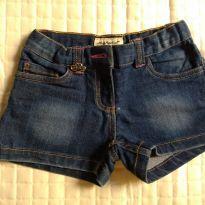 Short jeans Lilica Ripilica - original - 4 anos - Lilica Ripilica