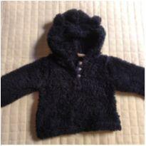 Casaco quentinho - 0 a 3 meses - Teddy Boom