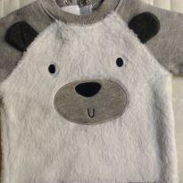 Moleton ursinho - 3 a 6 meses - Teddy Boom