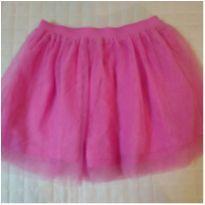 Saia Tule Pink - 3 anos - marisa