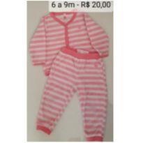 Pijama - 6 a 9 meses - Baby Club