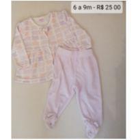 Conjuntinho - 6 a 9 meses - Baby Way