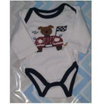 Body - Recém Nascido - Teddy Boom