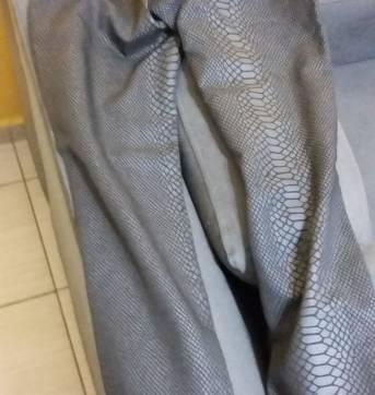 Calça preta - 10 anos - Não informada