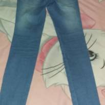 Calca Jeans Clara - 10 anos - Hering Kids