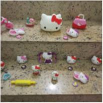 Lote de Brinquedos Hello Kitty -  - Hello Kitty by Sanrio