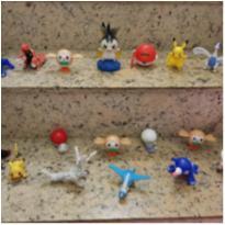 Lote da Coleção Pokemon -  - Não informada
