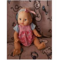 Boneca Little Mommy Fraldinha Divertida -  - Mattel