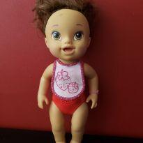 boneca baby alive - meu lanchinho -  - Hasbro