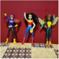 coleção mcdonalds 2017 dc super hero girls -  - Mc Donald`s