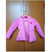 Jaqueta de Bolinhas  Infantil Kyly - 6 anos - Kyly