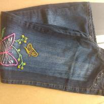 Codigo 00 9    calça Jeans - 14 anos - a.a cofecçoes