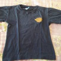 Código 0 58           Camiseta Masc Manga Curta Hrradinhos Tam  8 - 8 anos - hrradinhos