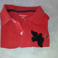 codigo     128    camisa Tam 4 marca baby gap - 4 anos - Baby Gap