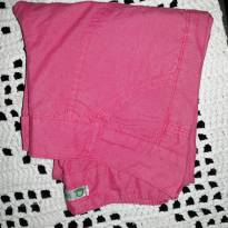 Código  130             calça jeans marca q líquido pink - 2 anos - Não informada