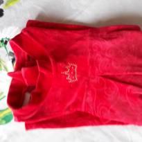 Código 161     vestido de veludo Tam 2 marca brandili - 2 anos - Brandili