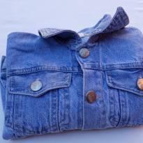 Código  175 jaqueta jeans Tam 2  marca led jeans - 2 anos - Não informada
