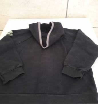 Código 230 blusa de moletom  tam 8 marca farrapinhos - 8 anos - Não informada