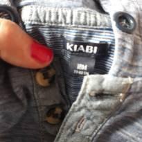 Código  245 blusa Tam 18m Marc kiabi - 12 a 18 meses - Não informada