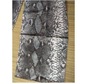 Lenço animal Print - Sem faixa etaria - Sem marca