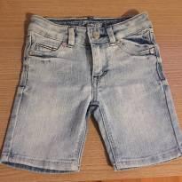 Bermuda jeans . Lindaa - 3 anos - Levi`s