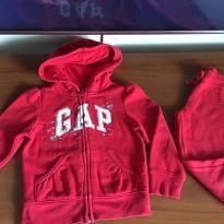 Conjunto de agasalho Gap. - 4 anos - Baby Gap