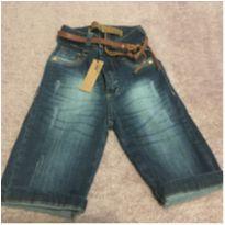 Bermuda jeans. - 5 anos - Não informada