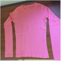 Camiseta M/L hering. - 12 anos - Hering Kids