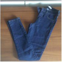 Calça jeans . - 14 anos - Hering Kids