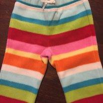 Calça de fleece (soft) da Gymboree - 9 a 12 meses - Gymboree