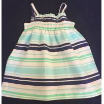 Vestido Carters - 3 a 6 meses - Carters - Sem etiqueta
