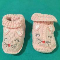 Sapatinho de linha para recém-nascido - 13 - Carters - Sem etiqueta