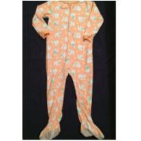 Macacao fleece Carters - 5 anos - Carters - Sem etiqueta