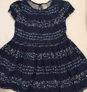 Vestido florido 3 anos - 3 anos - OshKosh
