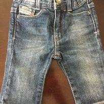 Calça Jeans Diesel Baby - 3 meses - diesel
