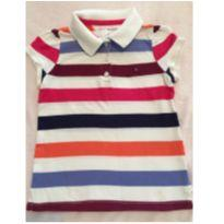 Polo Tommy Hilfiger 4 anos - 4 anos - Tommy Hilfiger