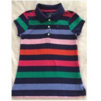 Polo Tommy Hilfiger 4-5 anos - 4 anos - Tommy Hilfiger