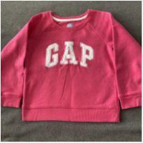 Moletom GAP quase novo! - 5 anos - Gap Kids