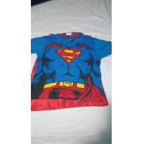 Blusa Super homem - 3 anos - Justice League