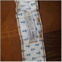 Calça de sarja caramelo - 4 anos - Baby Club