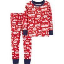 Pijama Carter`s 18 meses novo - 18 meses - Carter`s