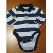 BODY GOLA POLO HERING! APROVEITE O DESCONTO! ❤ - 0 a 3 meses - Hering Kids