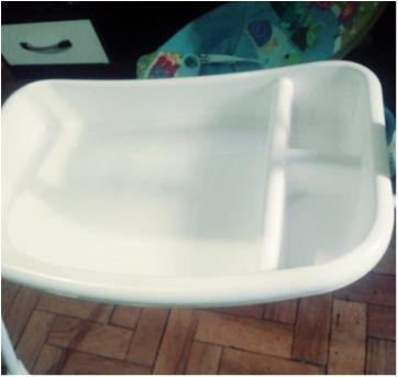 Suporte de banheira com trocador Burigotto. - Sem faixa etaria - Burigotto