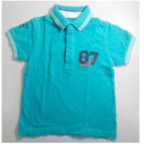 Camisa polo  baby club - 18 a 24 meses - Baby Club